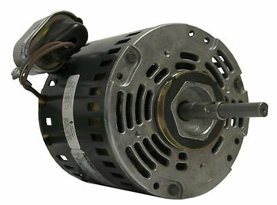 Fasco D497 Blower Motor, 1/10 HP, PSC, 1550 RPM, 115, 208-230V