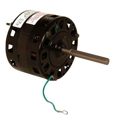 Century AO Smith BL6424 Blower Motor, 1/8, 1/11 HP, Split-Phase, 1050 RPM, 115V