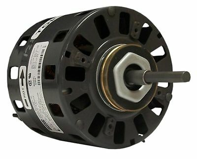 Fasco D494 Blower Motor, 1/20 HP, Split-Phase, 1050 RPM, 115, 208-230V