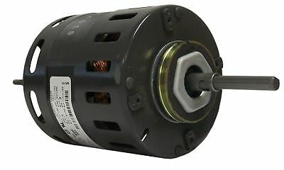 Fasco D483 Blower Motor, 1/15 HP, Split-Phase, 1550 RPM, 115, 208-230V