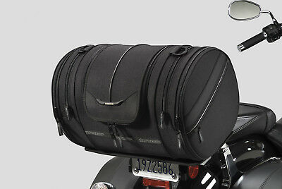 Tourmaster Select Sissy Roll Bag w/ Hinged Lid - Includes Dust/Rain Cover