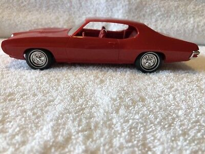 1970 Pontiac GTO Promo Car with original box