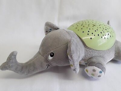Summer Infant Slumber Buddies Eddie The Elephant Musical Night Light