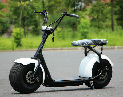 e scooter 1200w 60v 50km h 45km elektro scooter. Black Bedroom Furniture Sets. Home Design Ideas