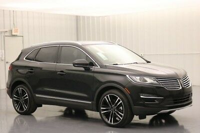 Lincoln MKC BLACK LABEL INDULGENCE THEME 2.3 TURBOCHARGED MSRP $55990 VENTIAN LEATHER SEATING ALCANTARA HEADLINER PANORAMIC VISTA ROOF