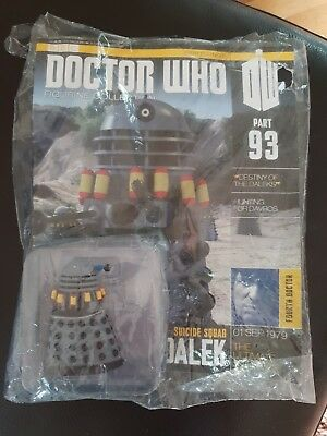 Doctor Who - Figurine Collection - issue 93-With Bomb Dalek