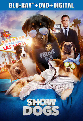 Show Dogs (REGION A Blu-ray New)