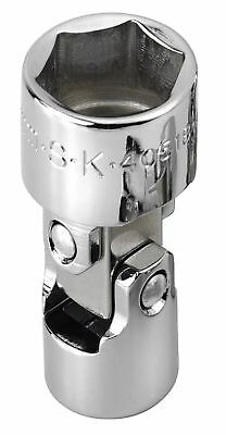 """SK Professional 8mm Alloy Steel Flex Socket with 3/8"""" Drive Size and Chrome"""