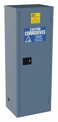 JAMCO CL24 Corrosive Safety Cabinet 24gal. 18in.D