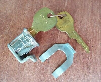 (10) Florence Mailbox Lock Cylinder with Cam & 2 keys