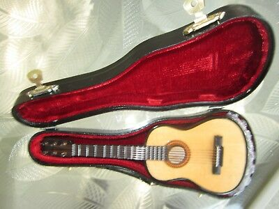 Tonner Doll Guitar with Case