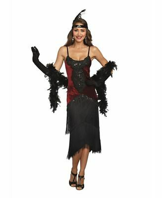 Million Dollar Baby Flapper Costume - Dreamgirl 11102