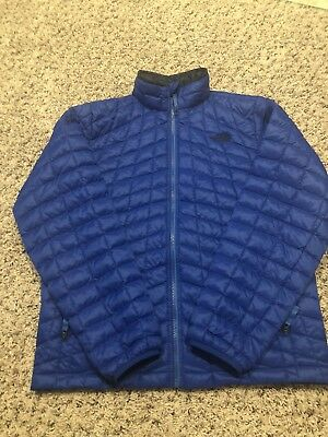 The North Face Boys Thermoball Jacket Coat Youth XL (18/20).