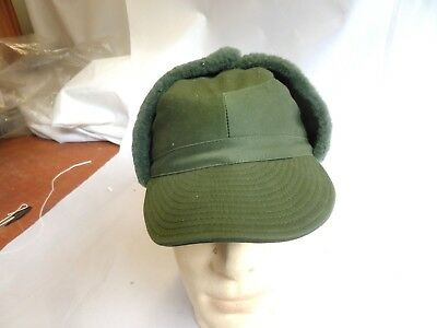 Swedish Army  Cold Weather Hat Size 56