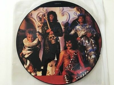 "Queen ‎– It's A Hard Life - Vinyl, 12"", 45 RPM, Single, Picture Disc - NEAR MINT"