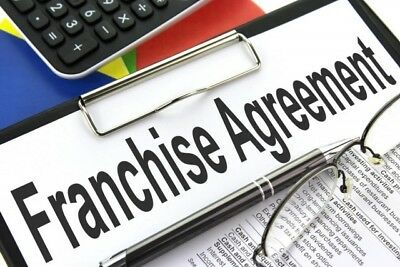 Franchise Agreement Template For Sale | Sent via Email Within 24 Hours From Sale