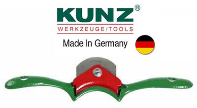 KUN022 Kunz No55 Concave Spokeshave - Made in Germany