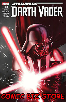 Star Wars Darth Vader #20 (2018) 1St Printing Bagged & Boarded Marvel Comics
