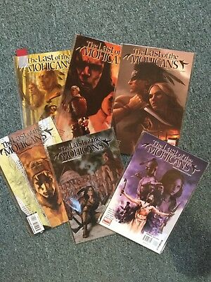 Marvel * The Last of the Mohicans * # 1-6 * US-Comics