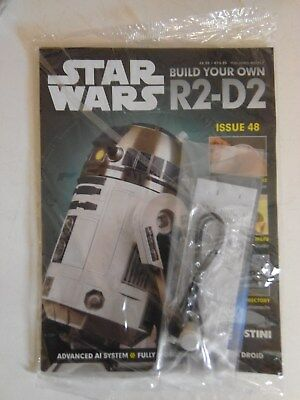 DeAgostini Star Wars Build Your Own R2-D2 Issue 48 NEW & SEALED