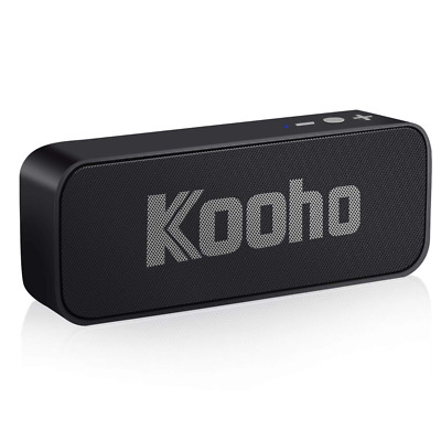 Portable Outdoor Wireless Bluetooth Speakers S7 V4.2 Dual-Driver, Built-in Mic