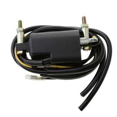 Motorcycle Ignition Coil Dual Wire CA77 CB200 GL500 VF700 CB1000 For Honda