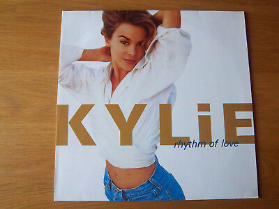 Kylie Minogue - Rhythm of love   LP