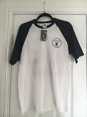 Michael Clifford 5sos 95 football tee 5 seconds of summer L Large t-shift BNWT