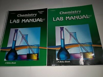 A beka chemistry laboratory manual precision and design biddle 1990 a beka book chemistry lab manual teacher key fandeluxe Images
