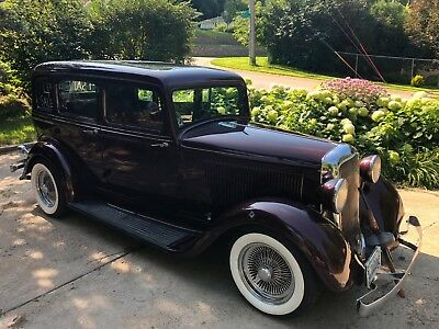 1933 Plymouth Other  1933 Plymouth-350 Chevy, 400 Trans