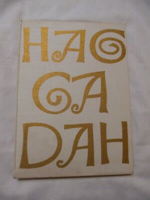 Judaica HAGGADAH For Passover - Copied and Illustrated by Artist Ben Shahn Rare