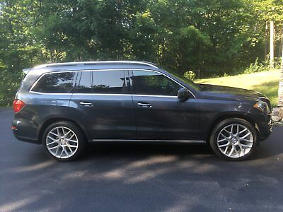 2013 Mercedes-Benz GL-Class GL450 2013 Mercedes GL450 One Owner MB Warranty Clean Carfax Perfect Condition