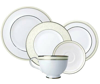 Royal Doulton ANTHEA 5 Piece Place Setting Dinnerware Made in England New