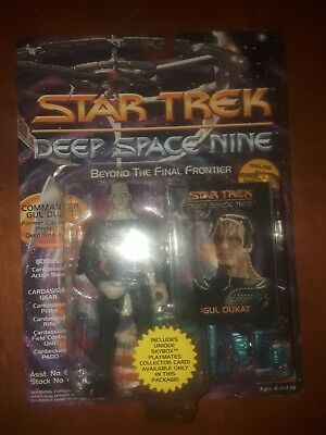 Star Trek Deep Space Nine Commander Gul Dukat Playmate 1993 action figure