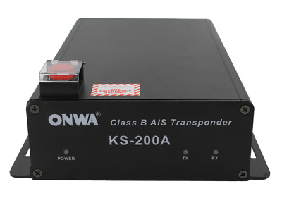 Class B AIS Transponder black box with SART function (w/GPS antenna w/10M cable)