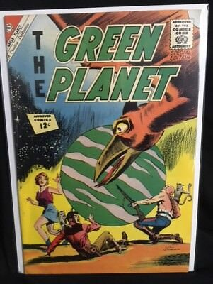 The Green Planet #1 Very Good / Fine VG / FN (5.0) Charlton Comics Group 1962