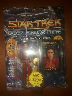 Star Trek Deep Space Nine Major Kira Nerys Playmates 1993 action figure