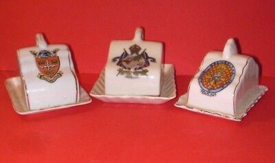 Crest China Cheeses Dishes  Colchester , Matlock , Imperial International