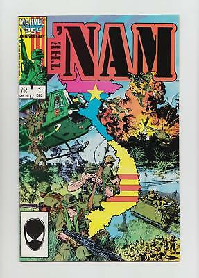 The Nam #1 (Marvel 1986) NM- 9.2 Unread Copy