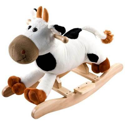 Happy Trails Plush Rocking Connie Cow w Sounds [ID 120276]