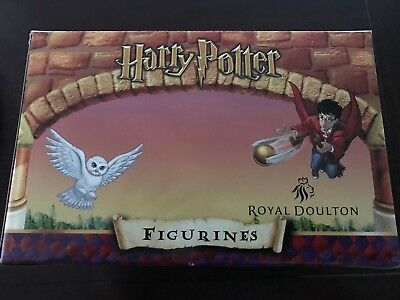 ROYAL DOULTON - HARRY POTTER Figurines - BNIB (hermione)