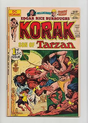Korak Son of Tarzan #46 (#1) (DC 1972) VF/NM 9.0