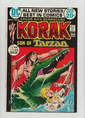 Korak Son of Tarzan #47 (#2) (DC 1972) FN/VF 7.0