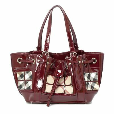 ac66ba09ac97 BURBERRY WARRIOR NOVA Check  Brooke  Hobo -  368.00