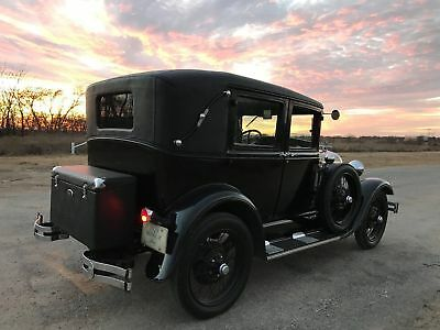 Ford Model A ...superb Condition...very Rare Model