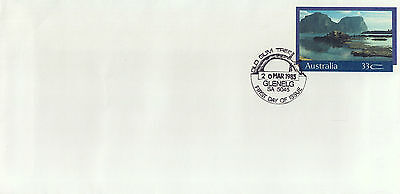 L2015cgt Australia 1985 Glenelg Old Gum Tree pmk on cover