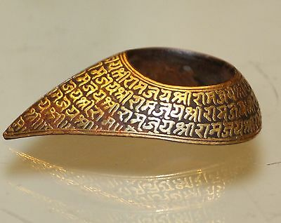 Ring Archer Thumb Rare Vintage Jewelry Mughal Collectible India