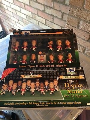 1997 Manchester united Corinthian set of 12 figures