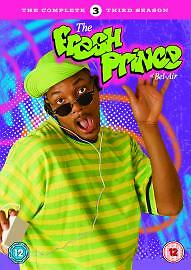 The Fresh Prince Of Bel-Air Complete Third Season Series 3 Will Smith New/Sealed