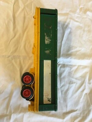 1976 Hess Toy Tractor Trailer Truck -Trailer only Parts